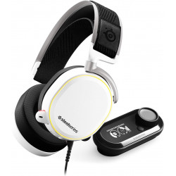 Steelseries Arctis Pro + Game DAC White