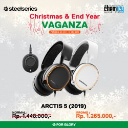 Steelseries Arctis 5 Black 2019