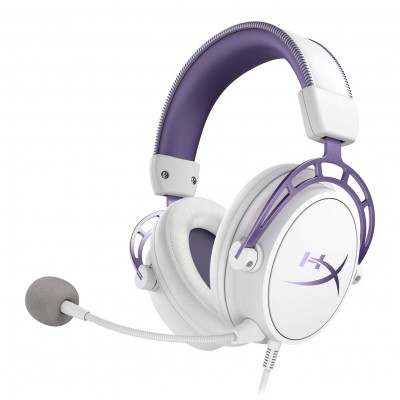 HyperX Cloud Alpha Purple