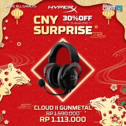 HyperX Cloud II Gunmetal