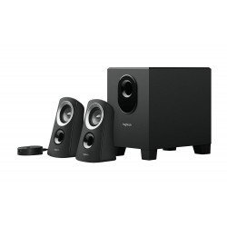 Logitech Z313 2.1 Multimedia Speaker System with Subwoofer