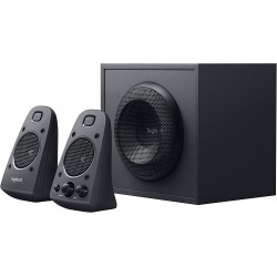Logitech Z625 Powerful THX Sound 2.1 Speaker System with Subwoofer