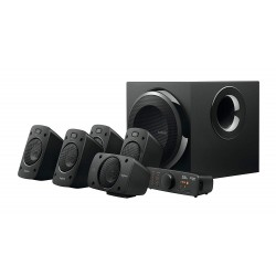 Logitech Z906 THX Dolby Certified 5.1 Surround Sound Speaker System