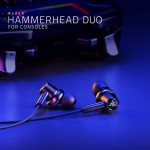 Razer Hammerhead Duo For Console Black