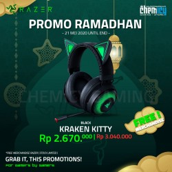 Razer Kraken Kitty Black