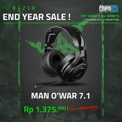 Razer Man'O War Wired Black