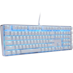 Magicforce Crystal 108 Blue LED - Cherry MX