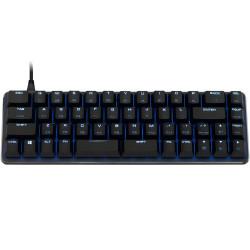 Magicforce Smart 49 Black Case Ice Blue LED - Gateron