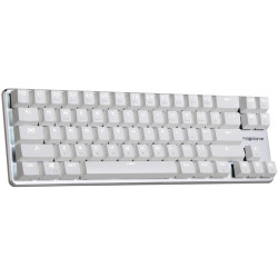 Magicforce Smart 68 Silver Case White LED - Cherry MX