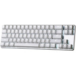 Magicforce Smart 68 Silver Case White LED - Gateron
