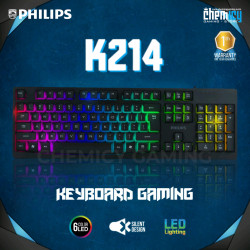 Philips K214 6 Color LED