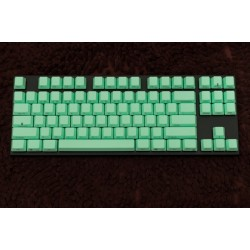 Varmilo VB87M Wireless Black Case Mint Green PBT Gateron