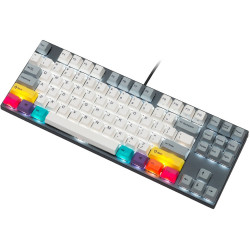 Varmilo VA87M Vintage Days + CMYK White LED