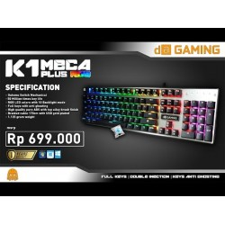 Digital Alliance K1 Plus Fullsize RGB