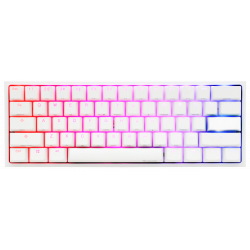Ducky One 2 Mini RGB Pure White