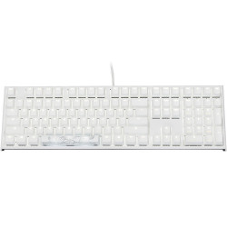 Ducky One 2 White - White LED