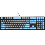 Ducky One Fullsize Black Non-Backlit PBT Blue & Gray