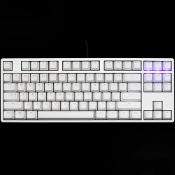 Ducky One TKL White Non-Backlit