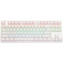 Ducky One TKL White RGB