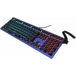 Ducky Shine 6 Special Edition Navy Blue RGB