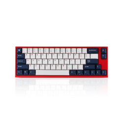 Leopold FC660M White Blue Star