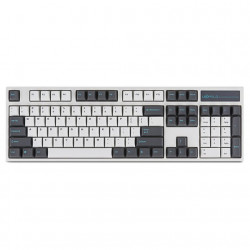 Leopold FC900R White Dark Grey
