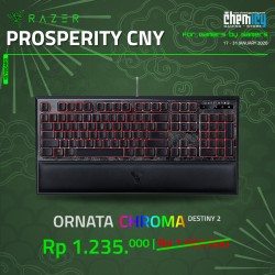 Razer Ornata Chroma Destiny 2