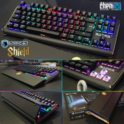 Sades Shield TKL RGB