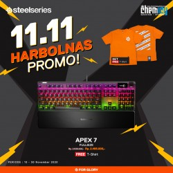 Steelseries Apex 7