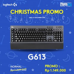 Logitech G613 Wireless Mechanical