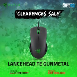 Razer Lancehead Tournament Edition Gunmetal