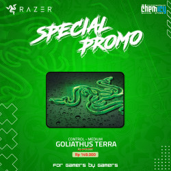 Razer Goliathus Speed Terra Medium